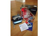Polaroid One600 Classic Instant Camera £15