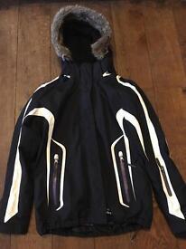 Women's Killtec Insulated Level 3 Ski Jacket size 10