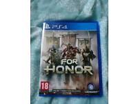 For Honour PS4