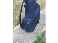Meridan Golf Bag with Strap