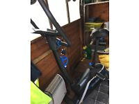 Roger Black Argos electric exercise bike