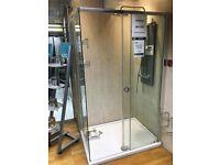 Matki Shower Enclosure and Tray