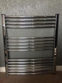 Curved Heated Towel Rail - not electric