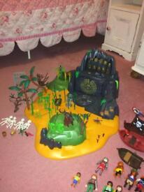Playmobil treasure island 5134