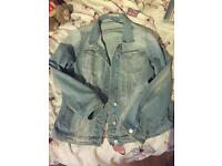 Size 18 denim jacket
