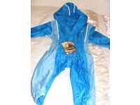 Blue Puddle Suit - Blue, brand new with tags 6 – 12 months £10