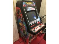 Arcade machine 100's games touch screen