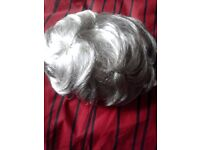 GENTS BRAND NEW HUMAN HAIR HAIRPIECE/TOUPEE