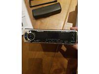 Panasonic car stereo with detachable facia Ex.Cond