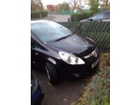 FOR SPARES OR REPAIRS 1.2 Vauxhall CORSA