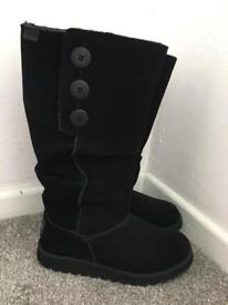 Brand new sketcher boots size 3