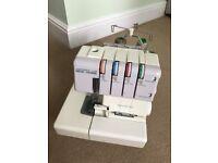 Janome overlocker 434D sewing machine