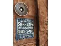 Superdry jacket new