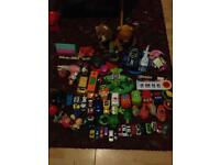 Sale for toys and accessories