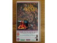 Wonder Stuff SIGNED VHS