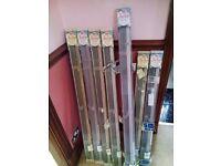 Window Blinds, Aluminium, Various Sizes, BRAND NEW!