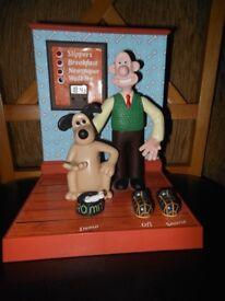 Wallace & Gromit Talking Alarm Clock