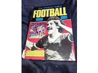 The topical times football book 1981