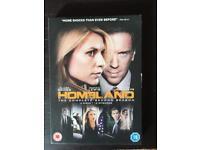 Homeland season 2 set