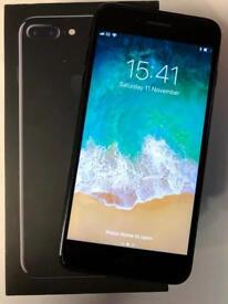 iPhone 7 Plus 128gb jet black (unlocked)