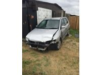 Mitsubishi space star 1.9 D sold for parts or repair 94000miles