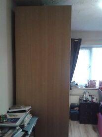 Harveys Double Door (Mirrored) Wardrobe