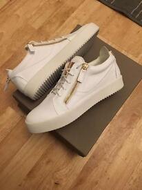 Giuseppe Zanotti White Size 8.5