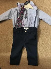 Baby boy cloths up to 6M