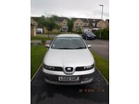 seat Leon Cupra 1.8 turbo remapped