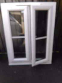 PVC WINDOW WHITE