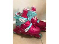 Roller Blades Adjustable - Size 13-3