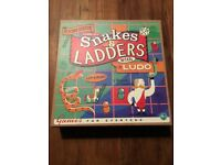 Snakes & Ladders / Ludo