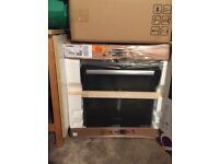 Brand new Bosch hob and oven