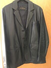 Leather jacket Ben Sherman
