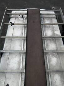 Heavy duty roof rack for Mwb van medium roof