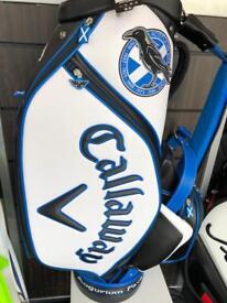 Callaway tour edition British Open Bag