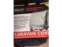 Equip caravan cover