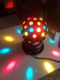 Disco/Party Light