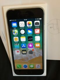 Good Condition iPhone 6 Silver 16gb on O2, Giffgaff, Tesco Mobile, GT Mobile