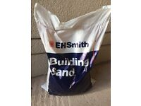Bag of E H Smith Building Sand