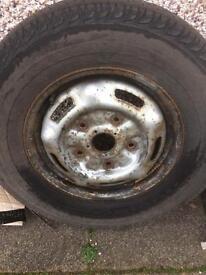 Ford transit wheel 16inch