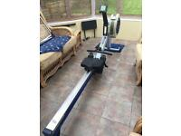 CONCEPT 2 ROWER. Model D.