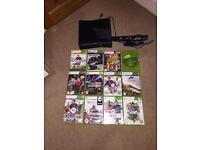 Xbox 360 S and Kinect