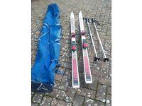 Salomon K2 Skis