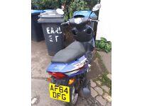 scooter lifan -Lifan LF 50 QT-26 AERO 2014