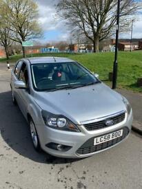 image for 2008 58 Ford Focus Zetec 100,  1.6L Petrol  LONG MOT & GOOD RUNNER!