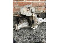 Hydrostatic transmission suitable for various ride on lawnmowers mowers looks to be good condition
