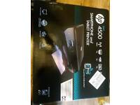 Brand new hp printer and ink
