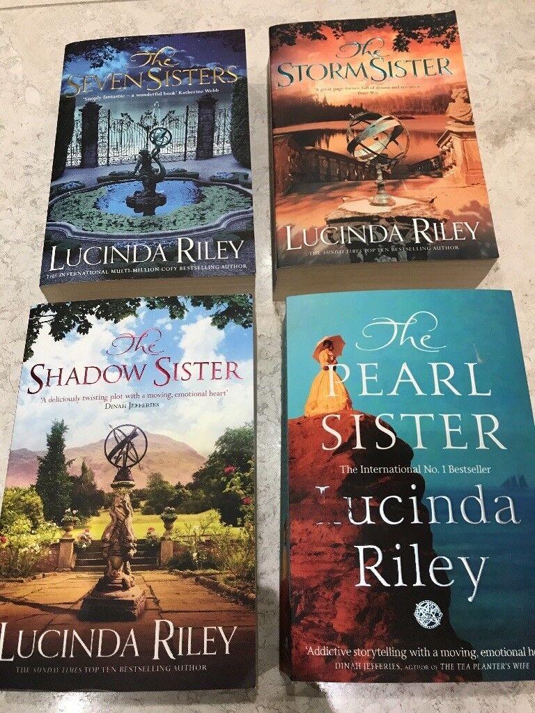 53a70d160ec Lucinda Riley - The Seven Sisters