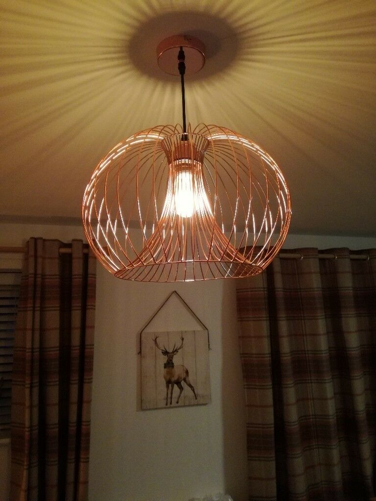 B Q Ceiling Light And Lamp In Rochford Es Gumtree